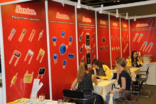 Suntan in ElectronicAsia 2011