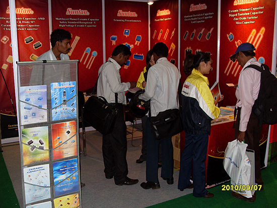 Electronica India 2010